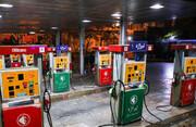 تصاویر | نخستین دقایق اعلام افزایش قیمت و سهمیهبندی بنزین