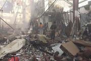 حملات گسترده جنگندههای سعودی به «صعده» یمن