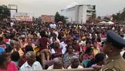 آغاز انتخابات ریاست جمهوری در سریلانکا
