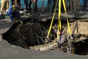 هشدار شهردار درباره افزایش خطر فرونشست زمین درقلب تهران