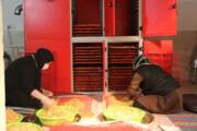 تولیدات مددجویان قزوین به چهار کشور اروپایی صادر میشود