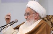 نگرانی آیتالله صافی گلپایگانی از گران شدن بنزین | نمایندگان مجلس طرح را لغو کنند