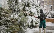 پیشبینی بارش سنگین برف در اراک