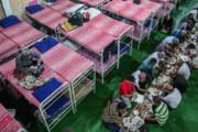 گرمخانه زنجان آماده پذیرش بیخانمانها