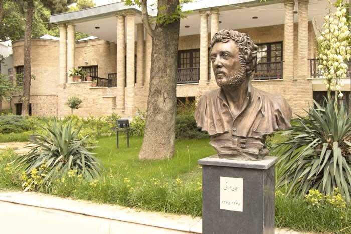 باغی تاریخی در ونک