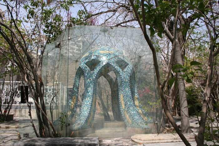 مقبره ظهیرالدوله