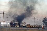 آسیب به ۱۵ جایگاه سوخت در استان اصفهان