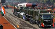 هند موشکی با قابلیت حمل کلاهک هستهای آزمایش کرد