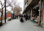 وضعیت بازار تهران پس از اعتراضات بنزینی | مغازهها باز است