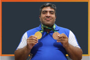 پانزدهمین مدال بینالمللی برگردن علی آقا