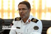 تعداد عجیب تصادفات خسارتی در اولین روز برفی تهران در سال ۹۸