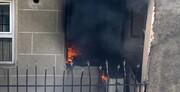 توضیح بنیاد شهید درباره درگذشت یک جانباز قمی در حادثه آتشسوزی