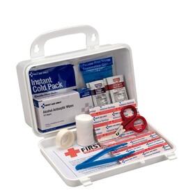 نکته بهداشتی: کیت کمکهای اولیه