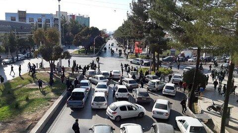 تازهترین گزارش اعتراضات پراکنده در برخی شهرهای کشور   اختلالاتی که ایجاد شد