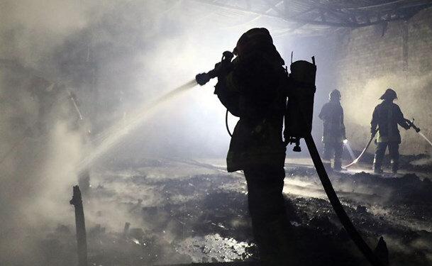 اطفای حریق - آتشنشان