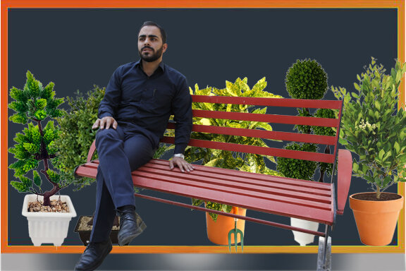 جانباز محسن رفیعی خالدی
