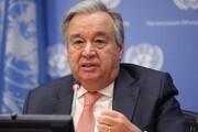 درخواست دوباره رئیس سازمان ملل از ایران و آمریکا