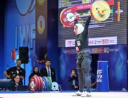 وزنهبرداری جام نعیم سلیمان اوغلو؛ اولین مدال بانوان ایران برای حسینی