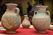 نمایش ۱۵ شیء تاریخی خراسان شمالی در نمایشگاه ایران و ایتالیا