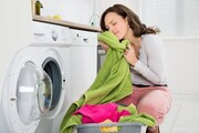 ترفندهایی برای خلاص شدن از بوی نامطبوع لباس
