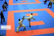 کاراته کاهای کرمانی در رقابتهای کشوری خوش درخشیدند