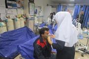 مراجعه ۹۹۷ نفر با عارضه تنفسی به مراکز درمانی خوزستان