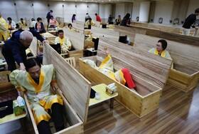 فیلم | مردن برای زندگی بهتر | کرهایها برای خودشان مجلس ترحیم میگیرند