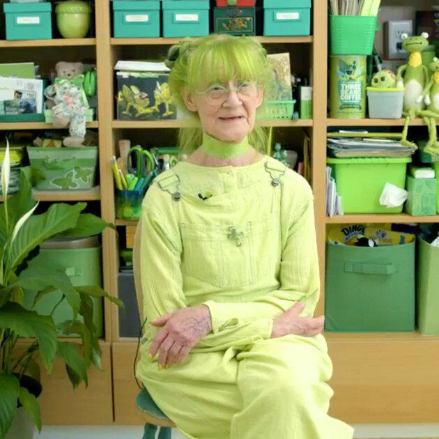 گرین لیدی