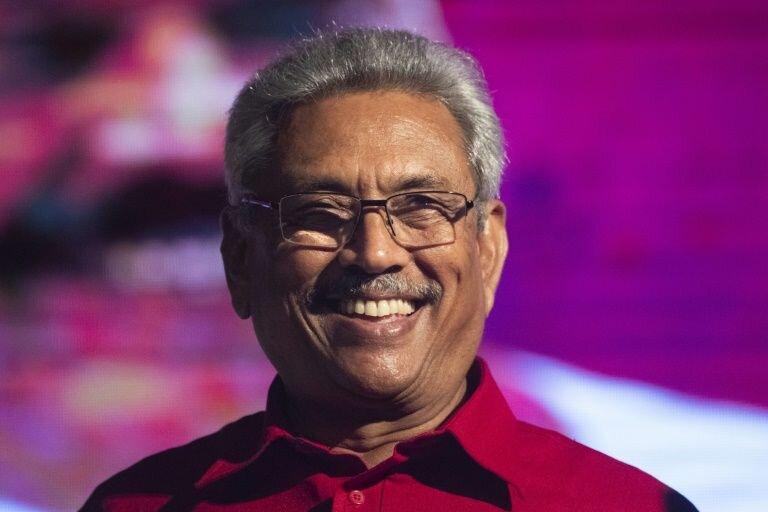 رئیس جمهوری جدید سریلانکا سوگند یاد کرد