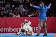 رقابتهای جهانی جوجیتسو؛ کسب دو مدال برنز توسط علیزاده و افسری