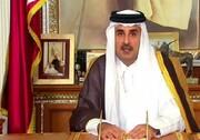 پیام تسلیت امیر قطر به حاکم امارات