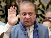 نواز شریف پاکستان را ترک کرد
