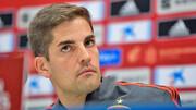 برکناری سرمربی اسپانیا پس از برد پرگل این تیم مقابل رومانی