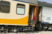 حادثه برای قطار مسافری تهران-تبریز و خروج یک واگن از خط | به کسی آسیب نرسید