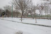 برف ارتباط ۲۴۰ روستای الیگودرز را قطع کرد