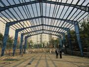 آغاز ساخت نخستین ورزشگاه محله بعد از ۲ سال وقفه