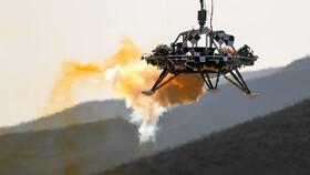 فیلم | آزمایش موفق مریخنشین چین برای ماموریت ۲۰۲۰