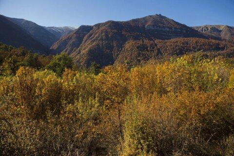 تصاویر | پاییز هیرکانی