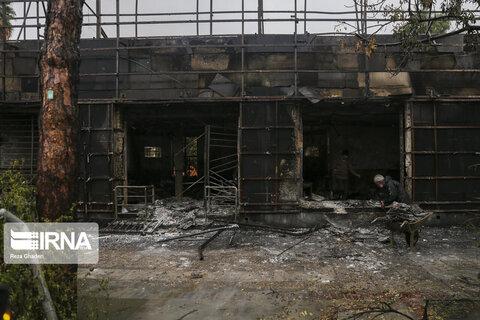 تخریب اموال عمومی در شیراز