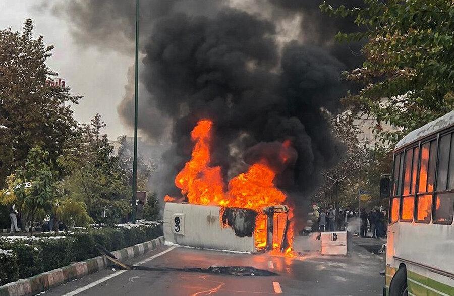 اعتراضات بنزینی