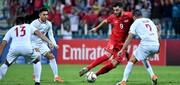 مقدماتی جام جهانی قطر | سوریه در آستانه خلق شگفتی
