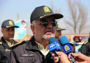 آخرین وضعیت غرب استان تهران | کشف سلاح جنگی از آشوبگران