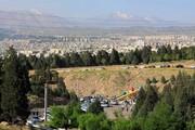 ایجاد بوم کلبه در بوستان سرخهحصار