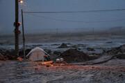 آوار برف روی آوار زلزله |وقتی اخبار زلزله در ناآرامیها گم شد