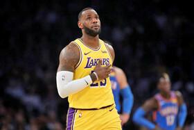 رکوردشکنی دوباره لبران | تریپلدابل برابر هر ۳۰ تیم NBA