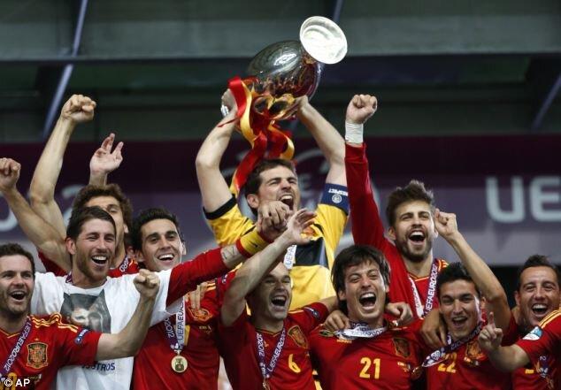 جام ملت هاي اروپا