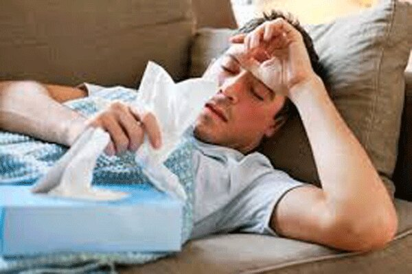 مراقب بیماریهای فصل سرما باشید | شیوع آنفلوانزا