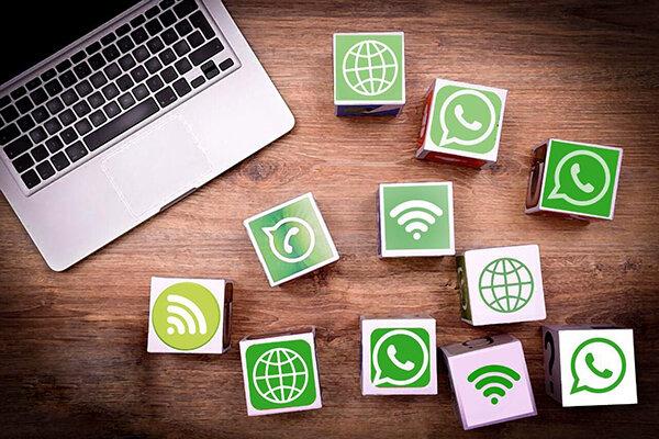 اینترنت فضای مجازی پیام رسان