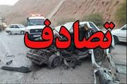۴ کشته در تصادف زنجیرهای بندرترکمن | دو کودک