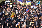 راهپیمایی محکومیت اغتشاشات اخیر در تهران برگزار میشود